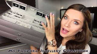 My Pandora Jewellery Collection | Bonkers4Beauty