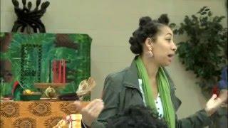 Sunni Patterson   Kwanzaa 2014 UMOJA
