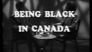 Being Black in Canada: a personal view [1971]