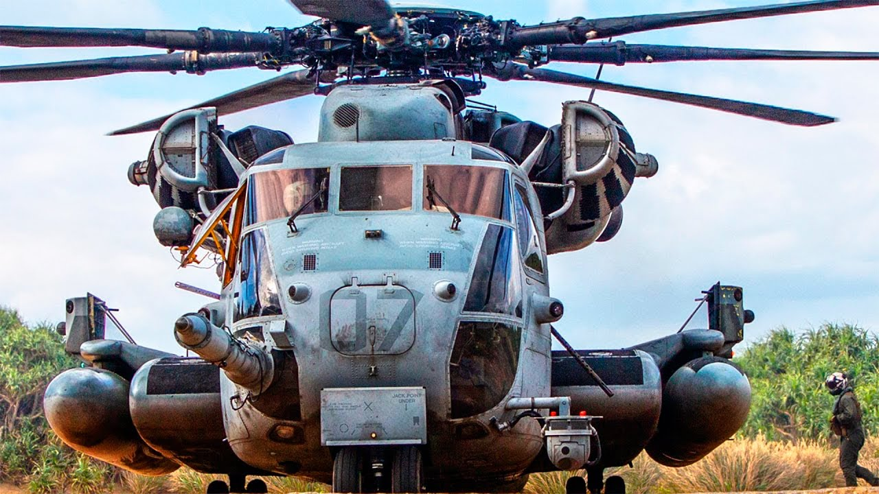 Most POWERFUL AND USELESS HELICOPTER On the Planet