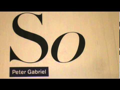 Peter Gabriel - In Your Eyes (vinyl rip)