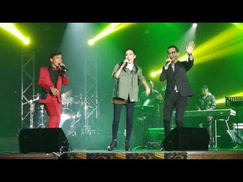 Aiman Tino, Sandra & Sufian Suhaimi - Seiring Sejalan