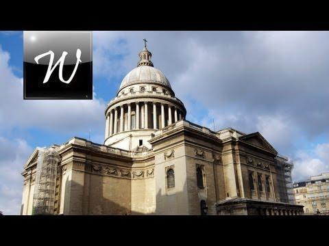 ◄ Pantheon, Paris [HD] ►