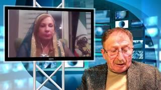 گفتگو با خانم ویکتوریا آزاد در خصوص رفراندم کردستان عراق ووضعیت ایران