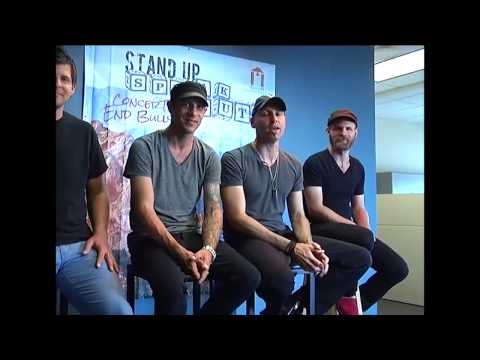 Vertical Horizon Speaks to Military in Colorado Springs, Ahead of Concert for Schools