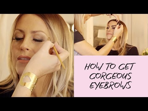 Beauty Hacks: How To Get Beautiful Eyebrows Like Nicole Appleton
