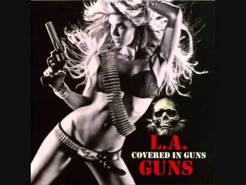 L A  Guns-Cry Little Sister