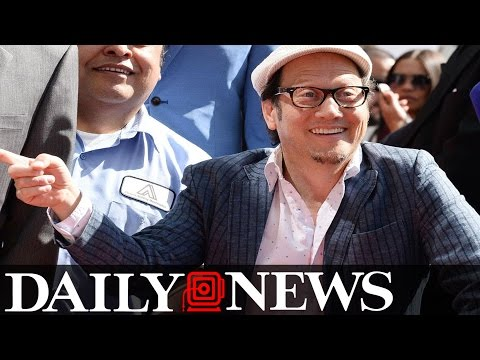 Actor Rob Schneider Lectures Civil Rights Icon Rep John Lewis About Dr  King