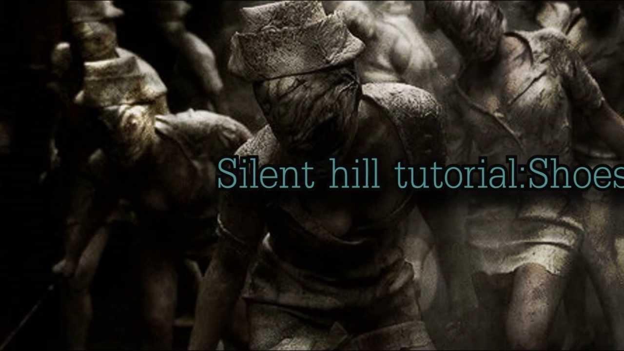 bd3c2c4982f40 Tutorial: Silent Hill nurse shoes - YouTube