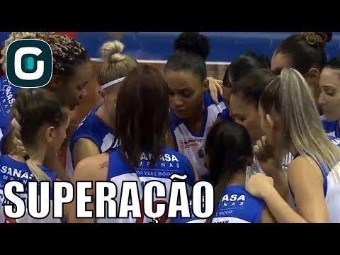 Superação: Funvic/Ituano X Vera Cruz/Campinas Na LBF- Gazeta Esportiva (23/03/18)