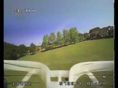 Фото My 4th FPV flight with an Ldarc Tiny GT8
