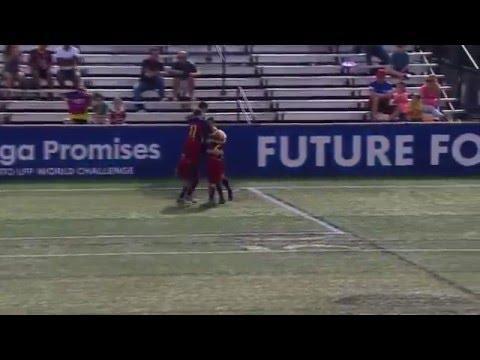 [CAT] LaLiga Promises (U-12): FC BARCELONA - CRYSTAL PALACE FC (4-1)