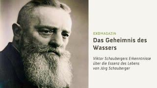 Das Geheimnis des Wassers - Viktor Schaubergers Erkenntnisse über die Essenz des Lebens   ExoMagazin