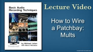 How to Wire a Patchbay: Mults