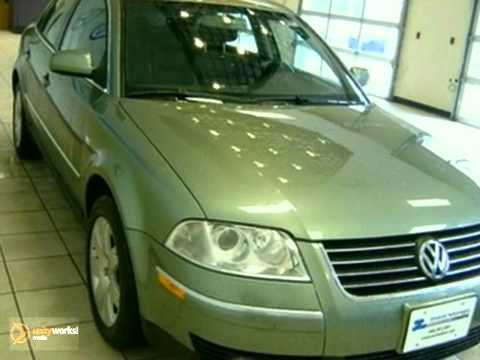 2003 Volkswagen Passat #95634 in Madison Middleton, WI SOLD