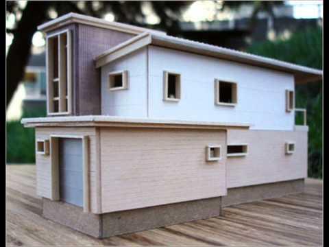 Materiales para una maqueta wmv youtube - Casas de materiales ...