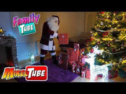 FamilyTube #08 Día De Navidad Y Regalos De Papa Noel