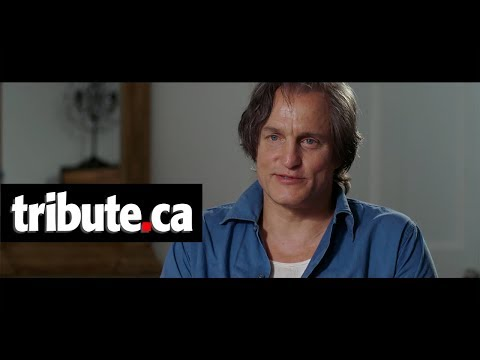 Woody Harrelson - The Glass Castle Interview