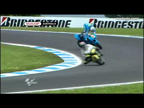 Official Video Podcast - Phillip Island 2010