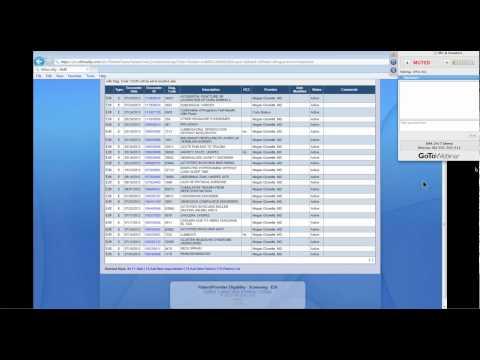 OfficeAlly EHR TrainingDemo