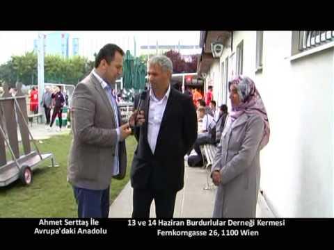 7 Haziran Avrupa'daki Anadolu ABB Kermes Röportaji