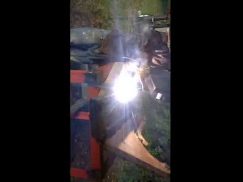 Upstate Mobile Welding Video 1