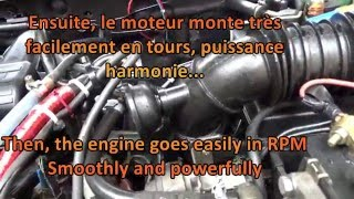 Diesel et vapeur d'eau, Diesel and water vapor