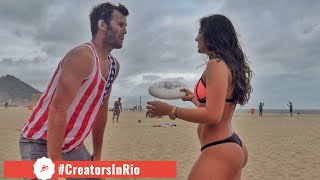 Bottle Flip KISS | Brodie Smith #CreatorsInRio
