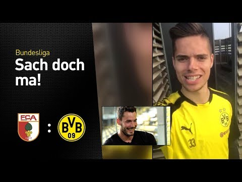 'How about your grey hair?' | One more question, Roman Bürki!