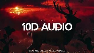 🔇 BTS (방탄소년단), Charli XCX - DREAM GLOW (10D AUDIO | better than 8D or 9D) 🔇