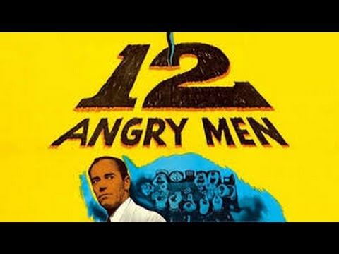 12 Angry Men (1957) with Lee J. Cobb, Martin Balsam, Henry Fonda Movie