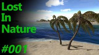 Lost in Nature - #001 - Gestrandet in der Karibik! - [Review][Let