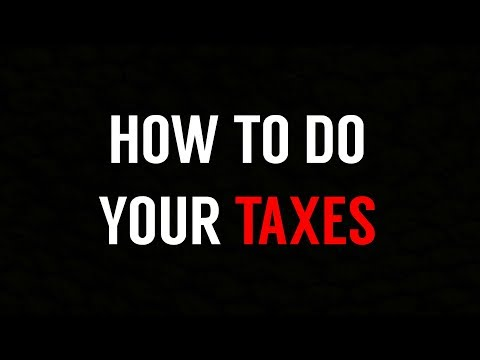 How To Do Your Taxes For The First Time 💸 FREE Tax Filing