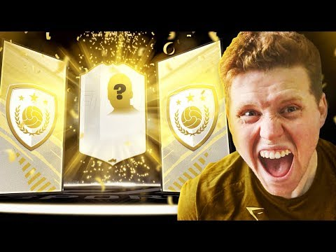 My BEST FIFA PACK OPENING In YEARS