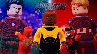 LEGO Avengers: Civil War Part 5 / LEGO Мстители Гражданская Война Часть 5
