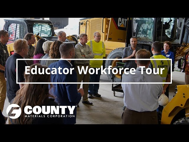 2018 Educator Workforce Tour