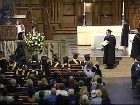 Pratt Master of Science and Doctor of Philosophy Commencement Ceremony, Duke University