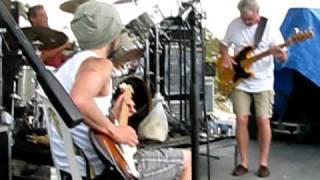 The Radiators and Jackie Greene Jamaica Jam -  Come Together-Cissy Strut