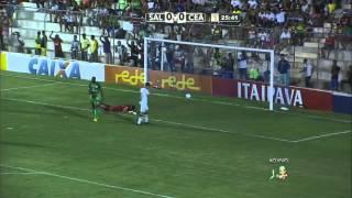 Ceará Campeão da Copa do Nodeste 2015, Todos os Gols
