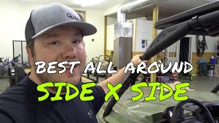 Best all around Side by Side 2019 Can Am Commander 800R with DPS