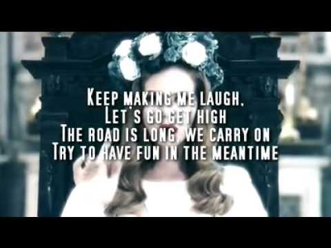 Lana del rey - Born to die karaoke
