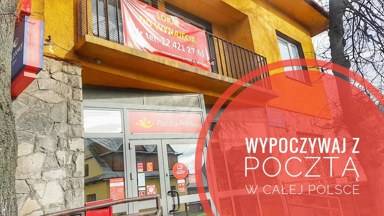 Wypoczywaj z Pocztą – Miejsca Wypoczynkowe Poczty Polskiej