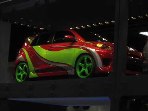 Touch Up Paint >> Toyota IST Tuned Car - YouTube