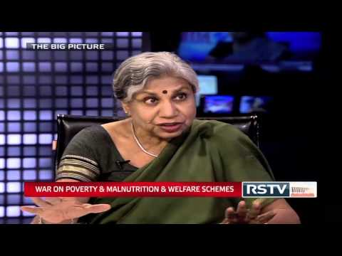 The Big Picture - War on Poverty& Malnutrition & Welfare schemes