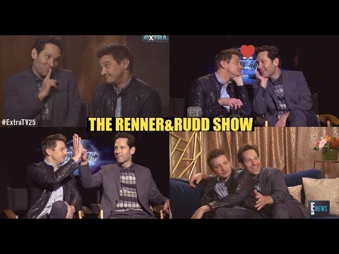 THE RENNER & RUDD SHOW (best of Jeremy and Paul)