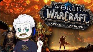Iniciar el descenso / World of WarCraft