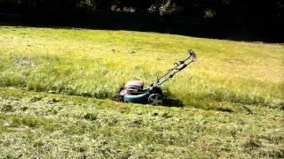 видео Как выбрать бензиновую газонокосилку самоходную для дачного участка
