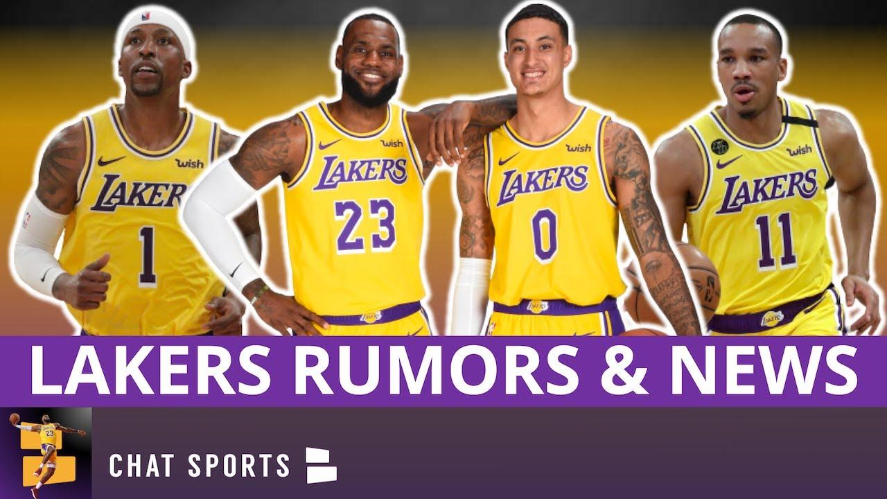 Lakers Rumors: Kyle Kuzma Came Down on His Asking Price to ...