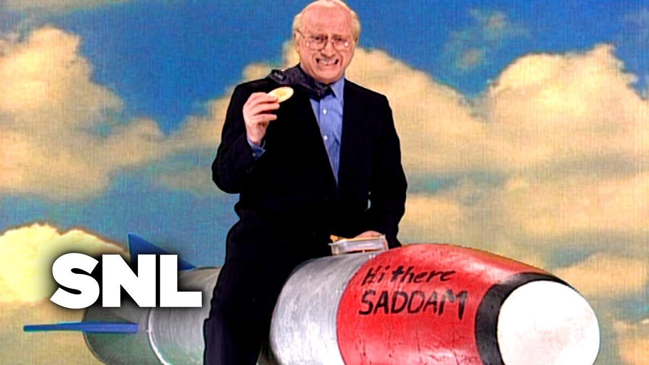 Can dick cheney saturday night live