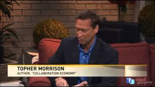 WZZM 13 - ABC Affiliate Take 5 Interview with Topher Morrison